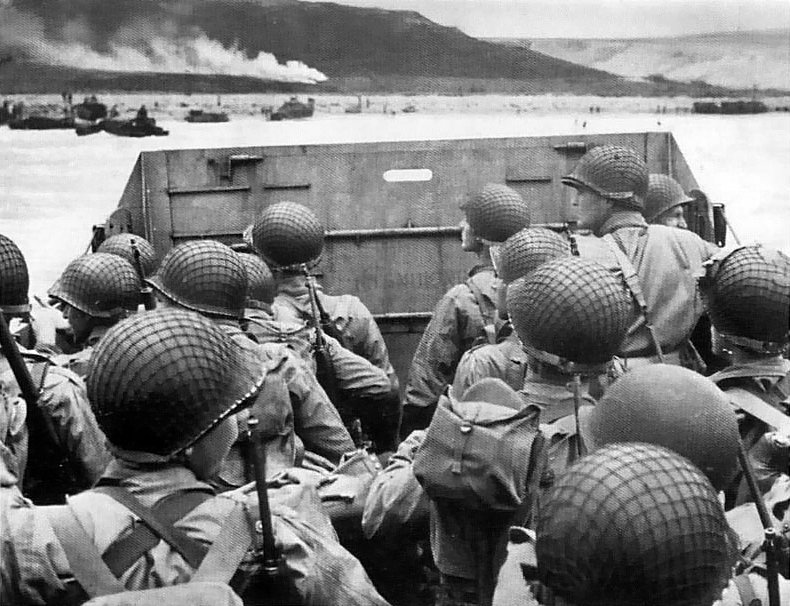 Operation Overlord World War 2